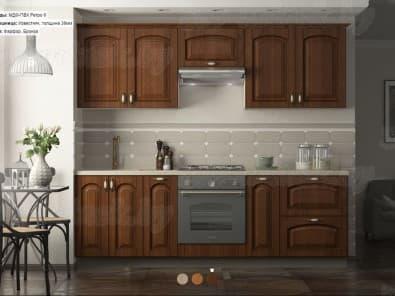 """Кухни """"Оптима"""" с патинированными фасадами"""