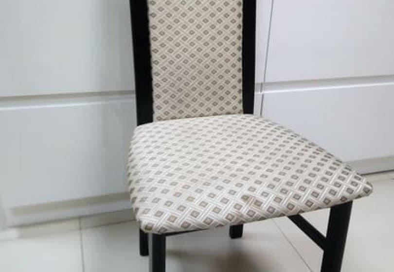 60 руб. - стул на каркасе из массива дерева
