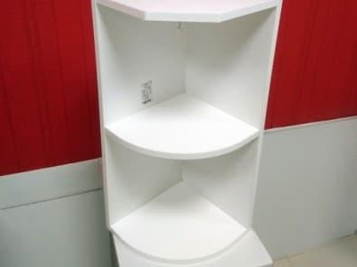 30 руб. - шкаф-полки навесной белый