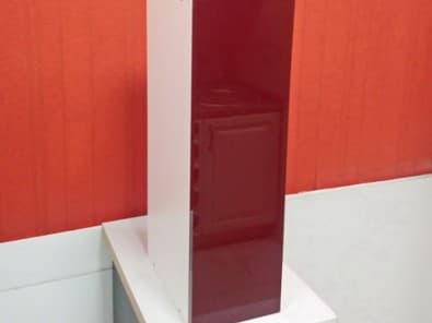 40 руб. - навесной шкаф шириной 20 см