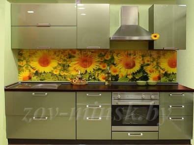 Кухня из мдф крашеного, цвет  ZOV190