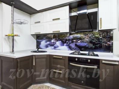 """Кухня из рамочного мдф """"Марсель-3"""""""