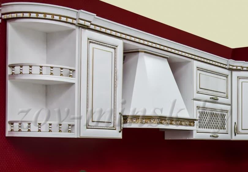 Кухня из массива ясеня Т514К/114