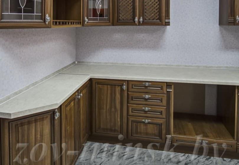 "Кухня из рамочного мдф ""Турин-3"""