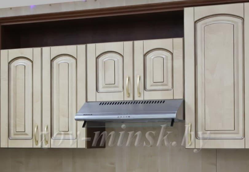 """Кухня из МДФ-пвх с патиной """"Ретро-5"""""""